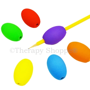 Jumbo Egg-Shaped Pencil Grips