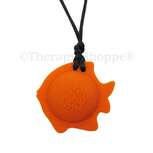 Goldfish Chewy Necklace