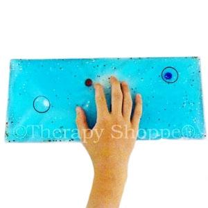 Bahama Blue Squishy Sensory Gel Pad