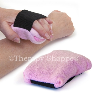Mini Fleece Massager