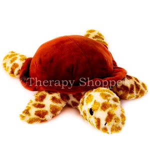 Scented Weighted Plush Turtle