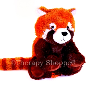 Scented Weighted Plush Red Panda