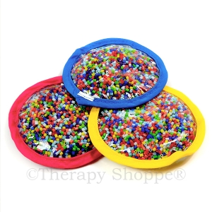 Super Sale Teeny Beads & Letters Circles 3-pk