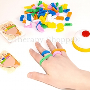Ringy Dingy Finger Skills Game