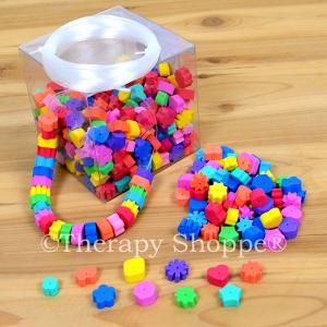 Foam Shapes Sorter Kit