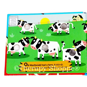 Poke A Dot Bubble Popping Farm Animals