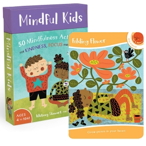 Mindful Kids Cards for Focus and Calm