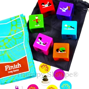 Super Sale Yoga Dice