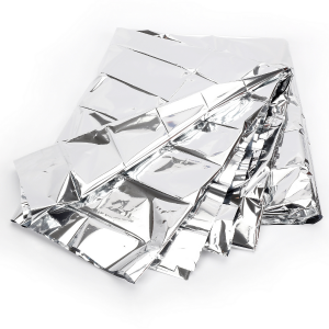 Crunchy Crinkly Foil Sheets