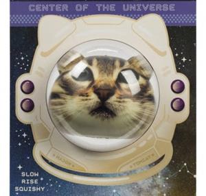 Catstronaut Squeeze Ball