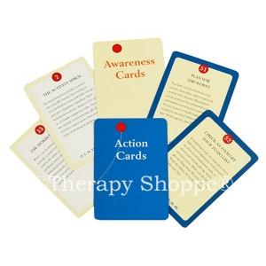 Upward Spiral Card Deck (52 ways to reverse depression)