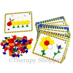 Blocks and Patterns Activity Set