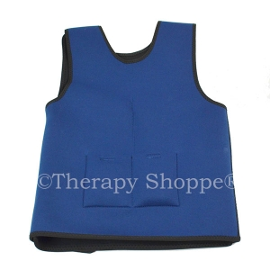 Weighted Compression Vests