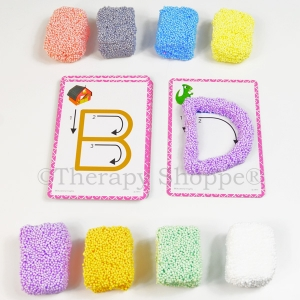 Playfoam Alphabet Set