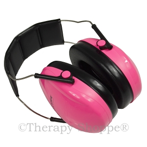 Pink Junior Earmuffs