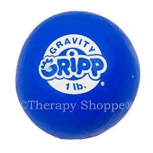 Grippy 1lb Finger Ball