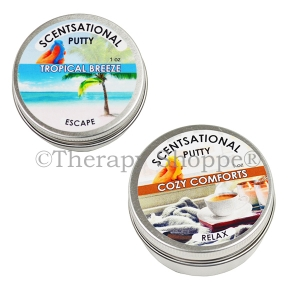 Aromatherapy Scented Putty (New Scents)