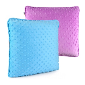 Velvety Vibrating Cushions