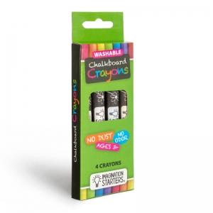 Super Sale Chalkboard Crayons 4-pk