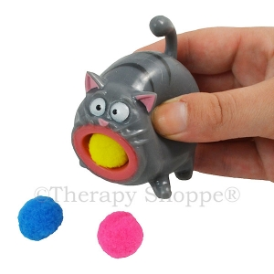 Kitty Hairball Poppers