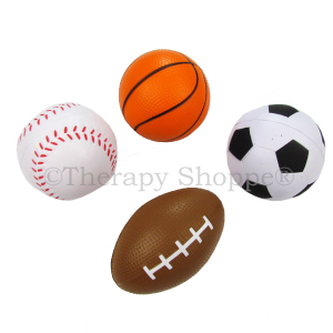 Sports Squeeze Ball