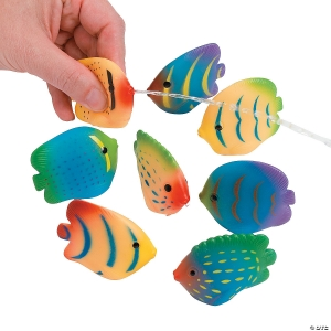 Squeezy Fish Squirter