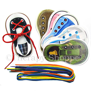 I Can Tie My Shoes Lacing Kit