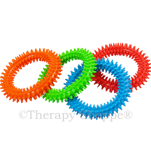 Perfect Size Spiky Sensory Ring