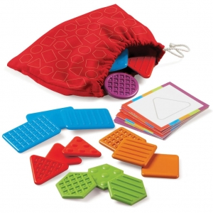 Feel & Find Tactile Tiles Play Set
