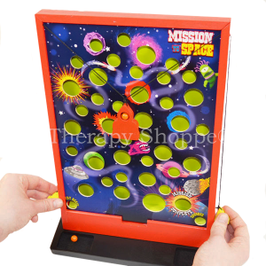 Mission To Space Vertical Maze Game