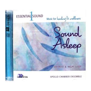 Sound Asleep 2-CD Set