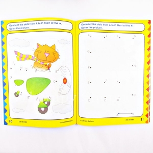 Dot-To-Dot Alphabet Book