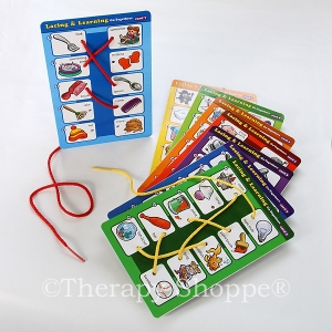Go-Togethers Lacing Cards