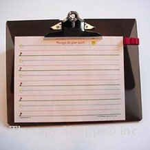 Clear Primary Writing Slant Board