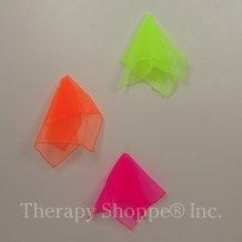 12 Juggling Scarves (4 sets of 3)