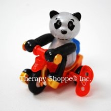 Tricycle Riding Panda Wind-Up