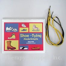 Shoe-Tying Made Simple Kit