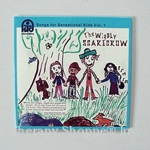 The Wiggly Scarecrow CD